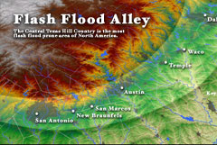 Flash Flood Alley Poster