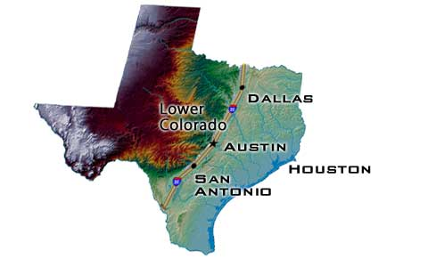 Texas Flood Map Know Your Zone