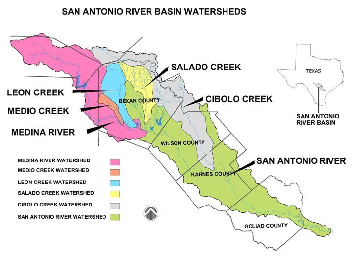 san antonio texas one of the most flood prone regions in north